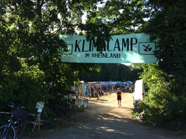 Eingang camp